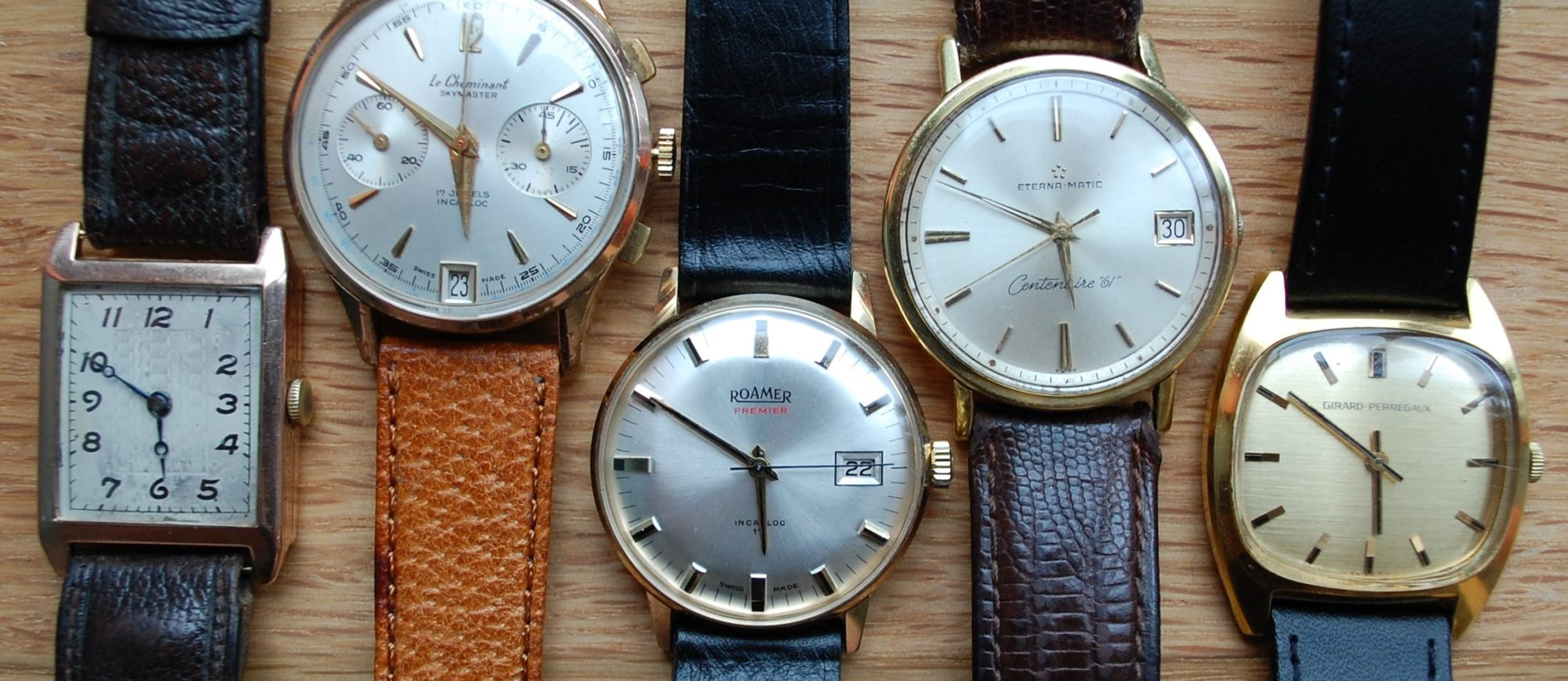 Birth Year Watches